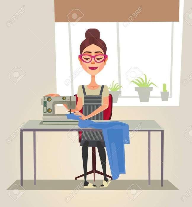 Busco Trabajo Costurera - Medio Tiempo