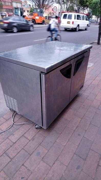 Barra Meson de Refrigeración en Acero