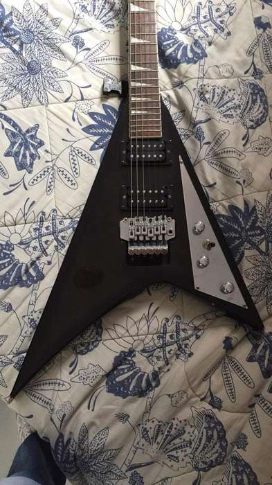 Texas Flying V Guitarra Electrica