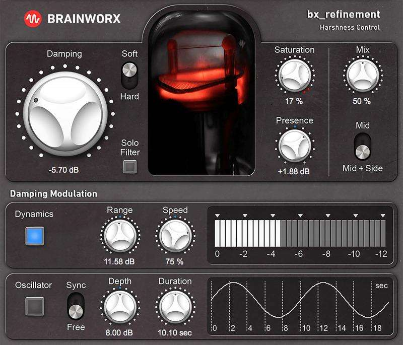 Bx Refinement Brainworx Vst Plugin Mezcla Mix Daw