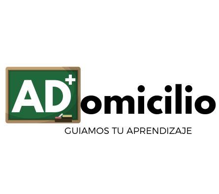 A Domicilio. Dictado de clases y tutorías personalizadas