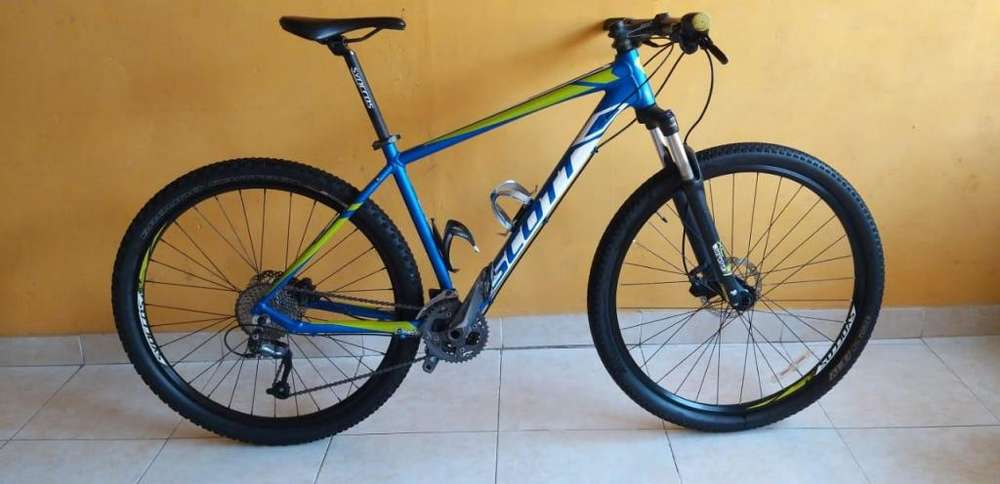 Venta bicicleta Scott Talla L Rin 29 inf 3173947108