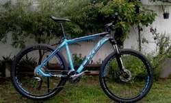 Bicicleta Oxea Eikon 27.5 Shimano 27 Vel. Frenos Hidraulicos