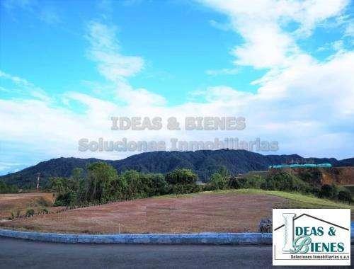 Lote En Parcelación En Venta Envigado Loma Del Escobero: Código 851565