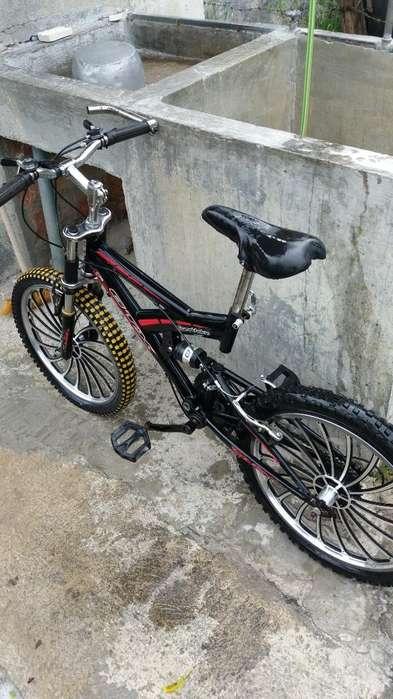 Bicicleta Gtx Pequeña