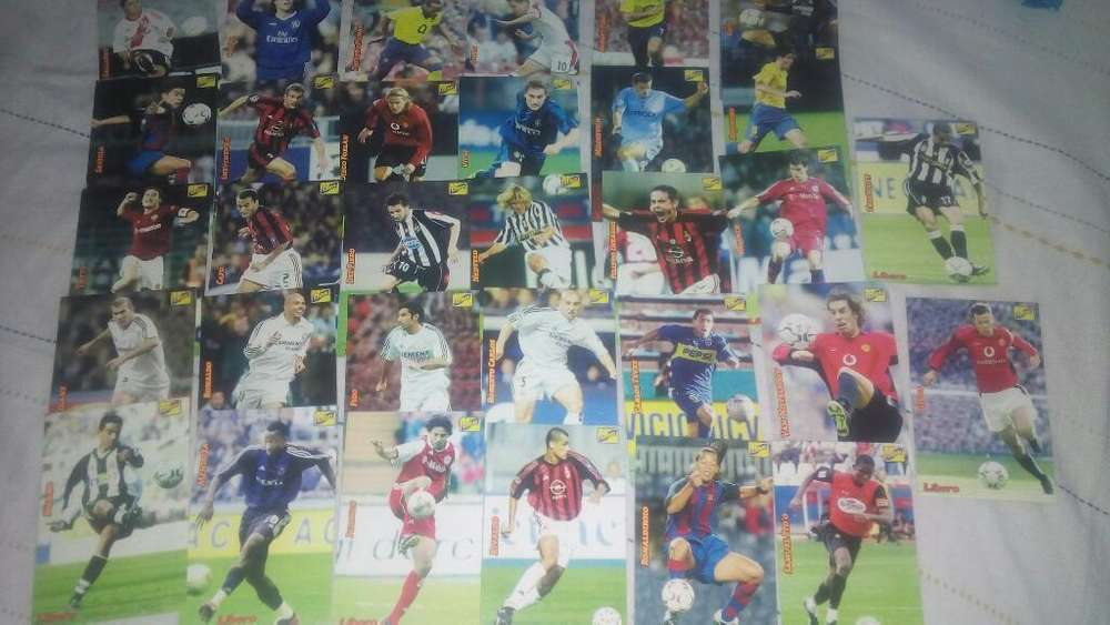 Cards de La Champions League 2003