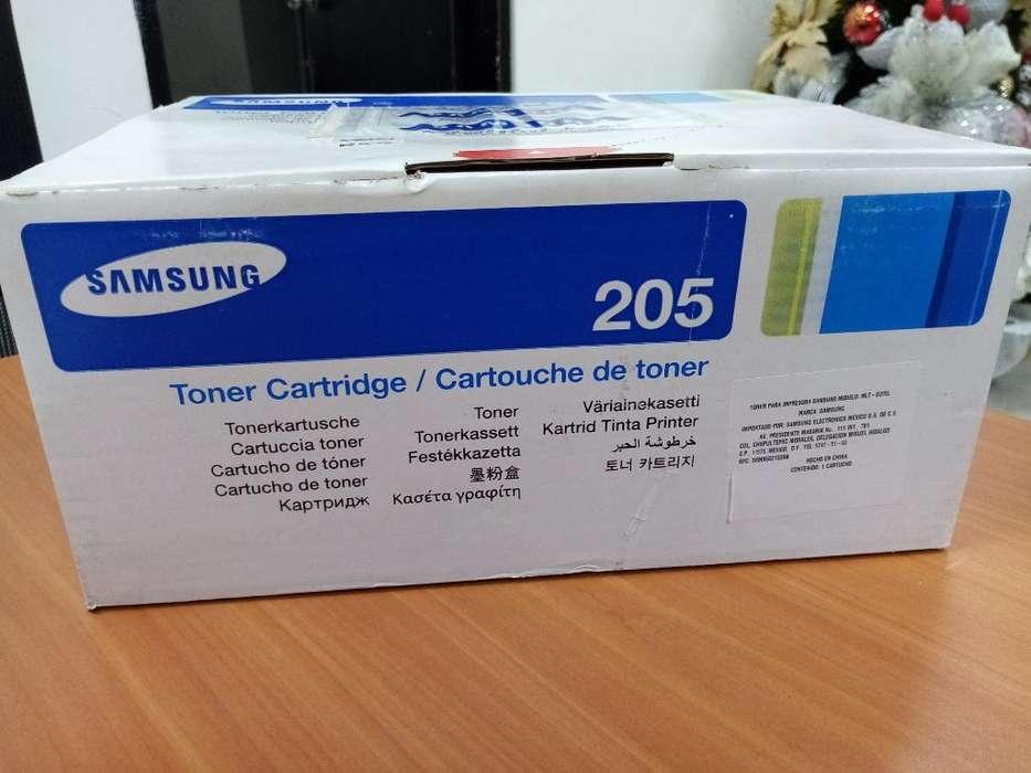 Toner Samsung Mlt-205