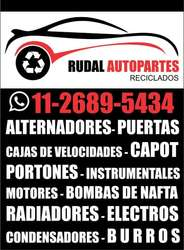 Guardabarro Delantero Derecho Chevrolet Classic 2612.5 Oblea:01804703