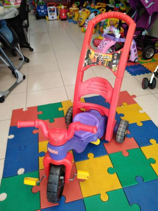 Triciclo 3 en 1 Fisher Price
