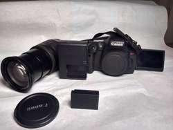 Camara Canon T6s