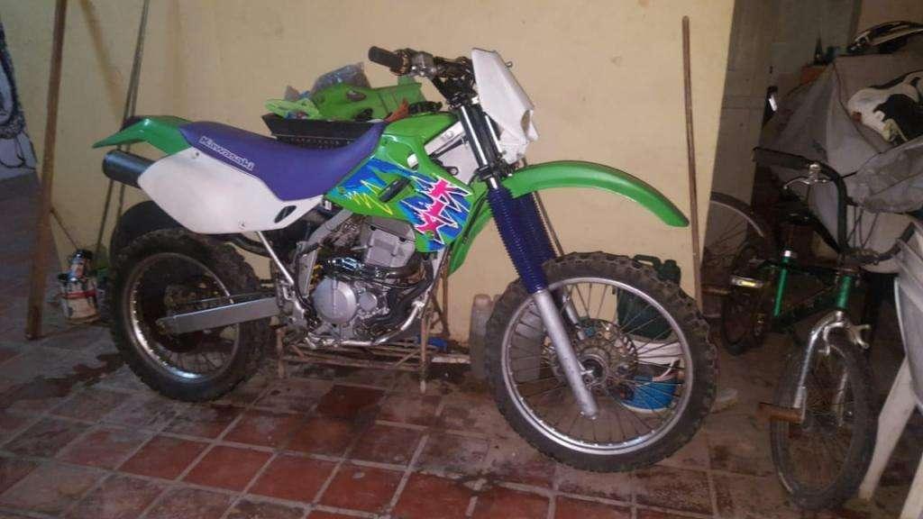 kawasaki klx 250 año 1993