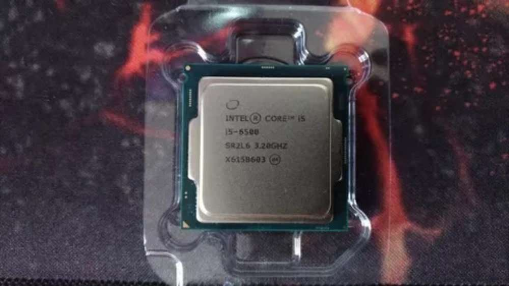 Procesador Intel I5 6500 Vendo O Cambio