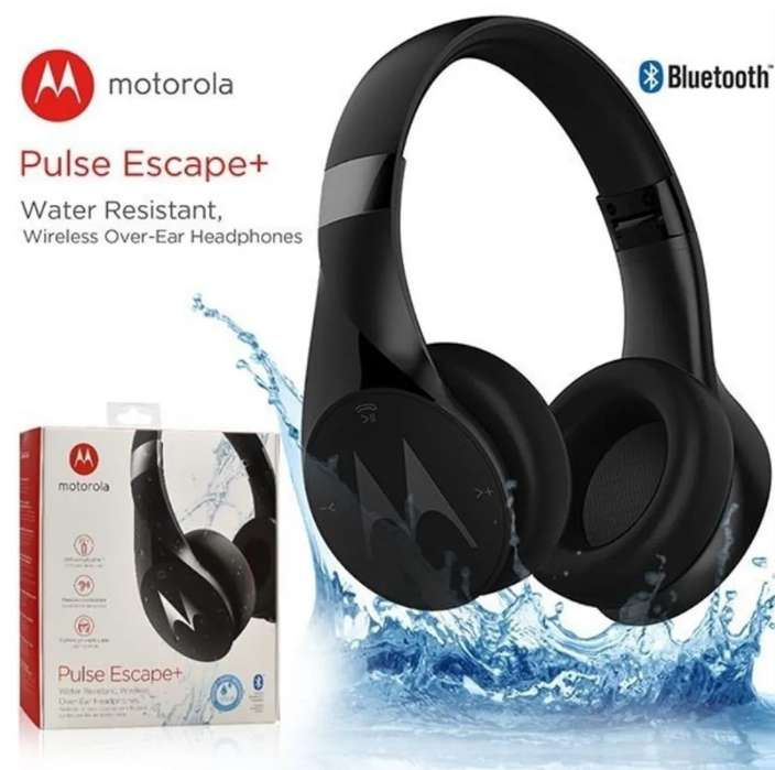 Audífonos Manos Libres Bluetooth Motorola Pulse Escape Plus CC Monterrey local sotano 5