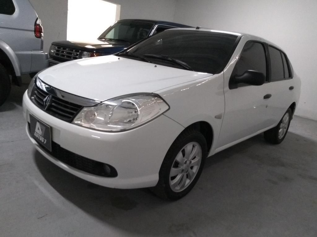 Renault Symbol Ll Luxe Modelo 2010
