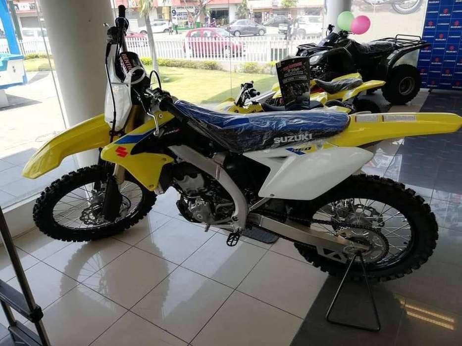Moto Suzuki Rmz 250 cc Cross