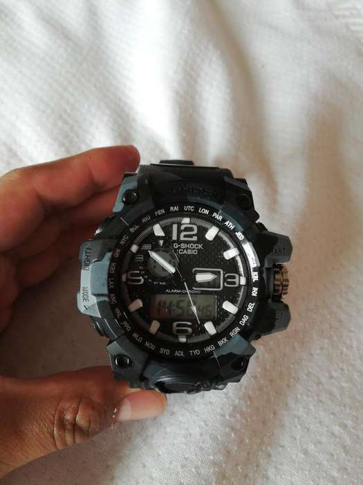 Vendo Reloj <strong>casio</strong> G-shock Resist Dw 6900