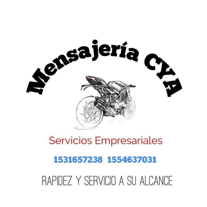 Mensajeria en Moto..