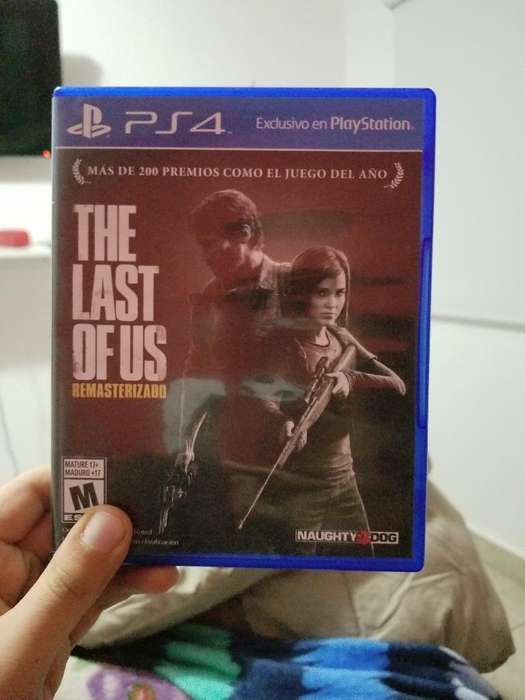 The Last Of Us Remasterisado