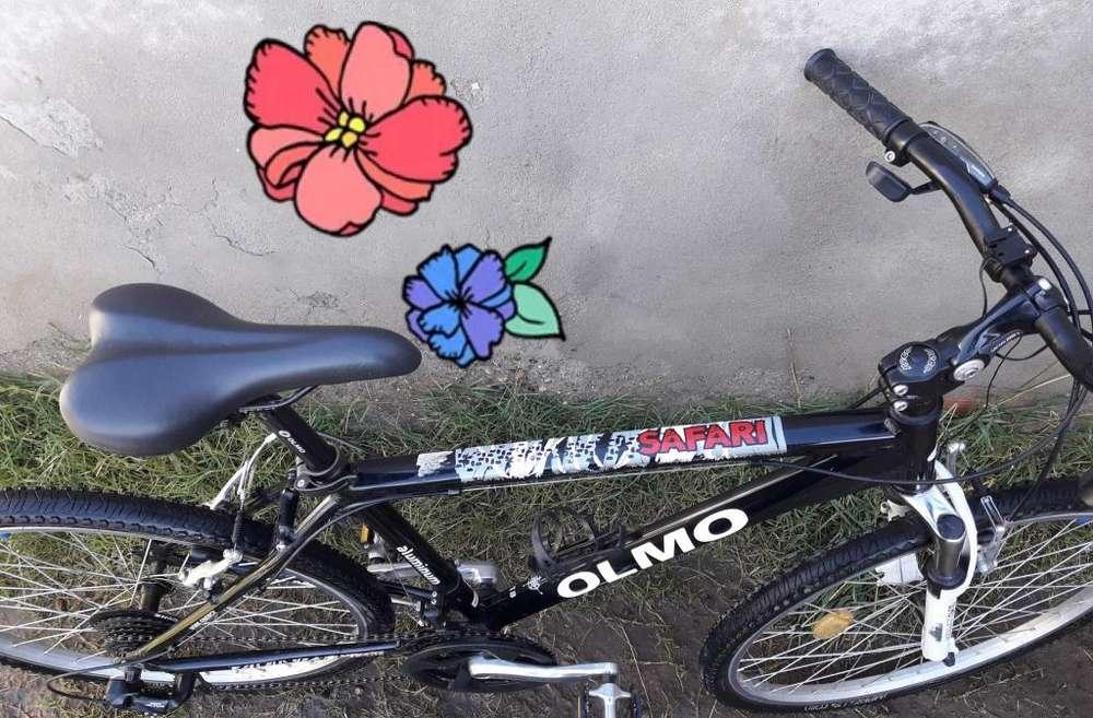 Bici Olmo Safari Rodado 26