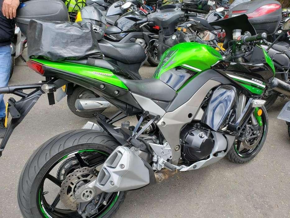 <strong>kawasaki</strong> Z1000sx 2012 Como Nueva