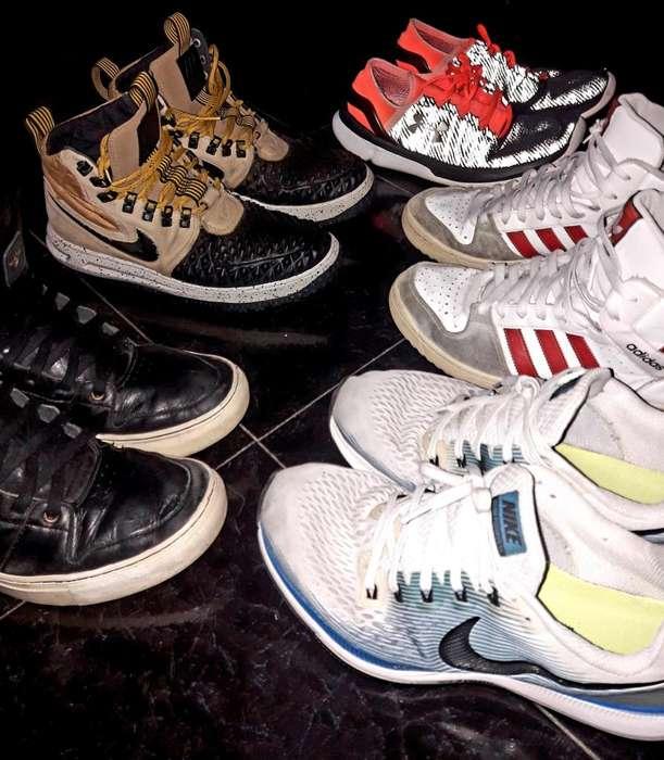 Liquidacion de zapatillas 1000 pesos