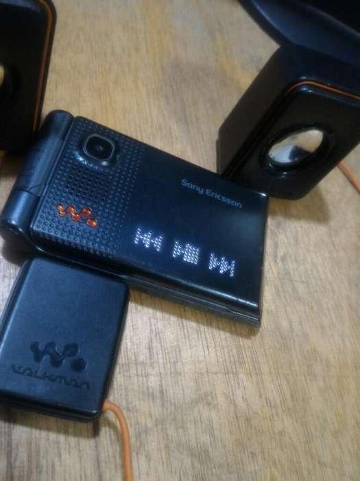 Sony Ericsson W380i Walkman Clásico