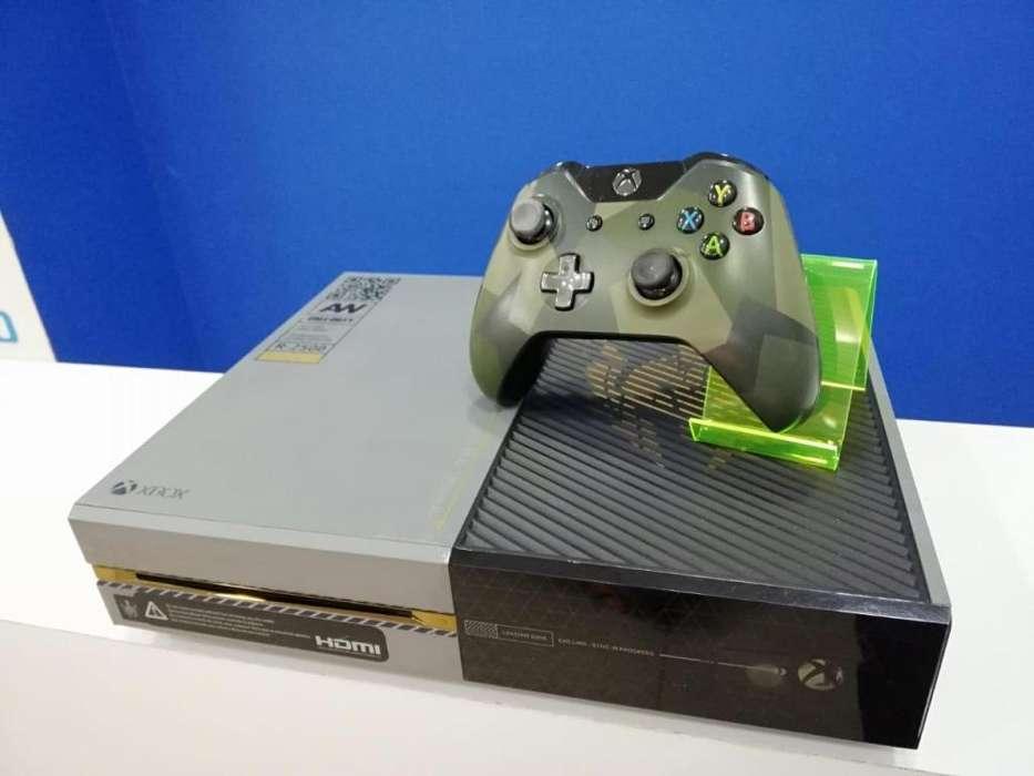 Xbox One 1 Tera 1 control 1 Juego