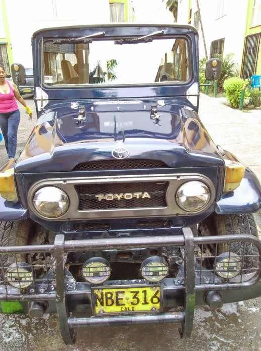 Toyota Land Cruiser 1974 - 34000 km