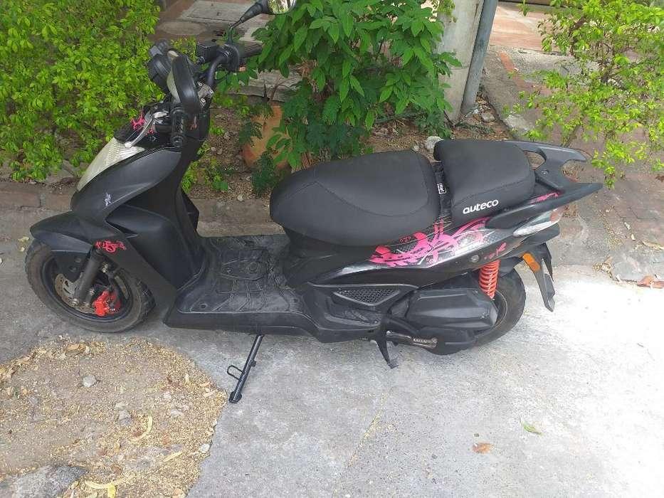 Hermosa Moto Agility 125