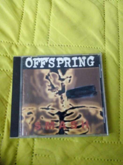 cd offspring - smash - 1994