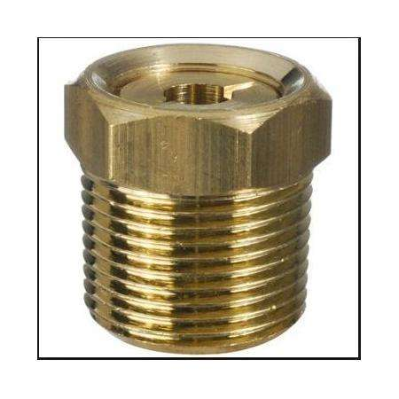 Valvula de alivio de bronce para termotanque