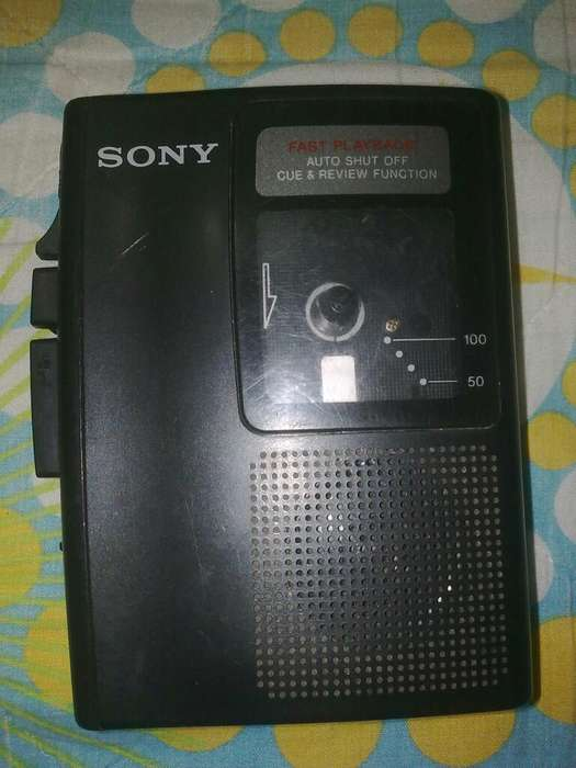 Walkman Sony (grabadora Periodica)