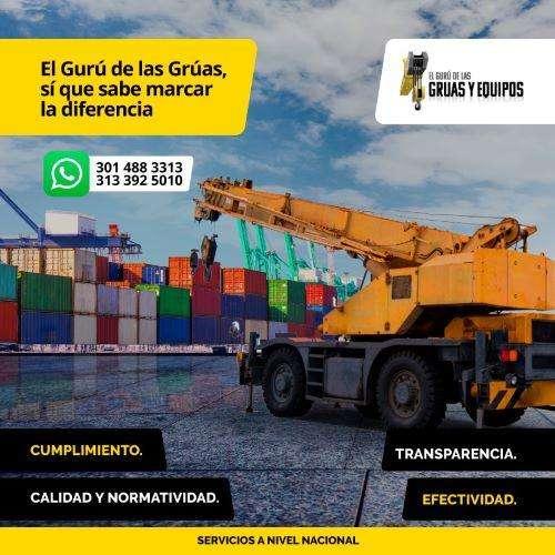 SERVICIO DE GRUAS BARBOSA
