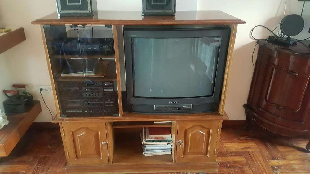 Mueble para Tv Y <strong>radio</strong>
