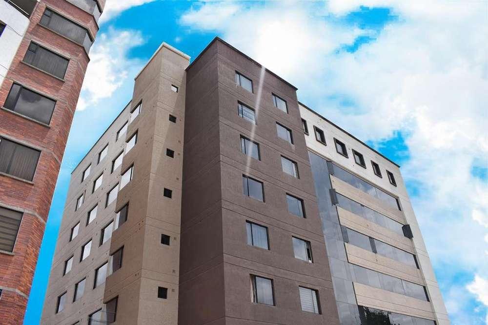 Sector La Carolina Hermosa Suite 60m vista a la calle