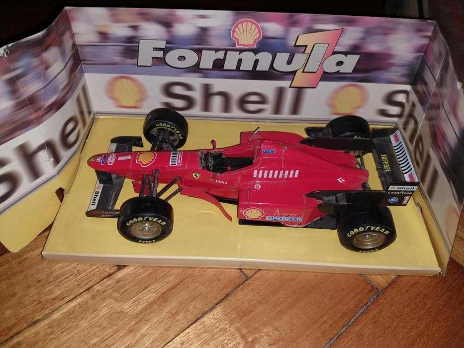 Ferrari F1 Coleccion Shell 1996 1/20 Maisto