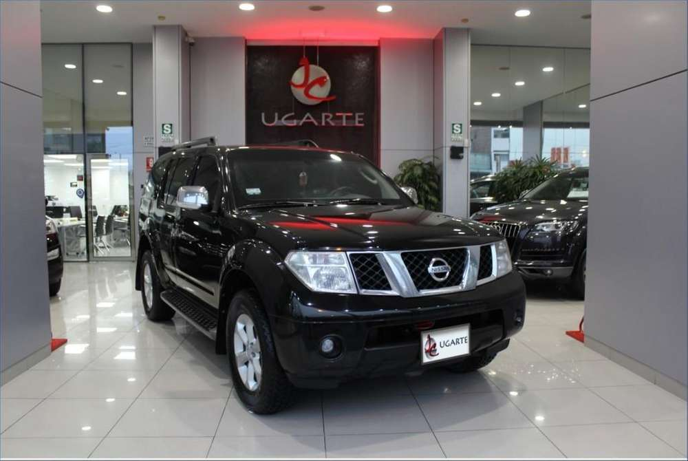 Nissan Pathfinder 2008 - 138808 km