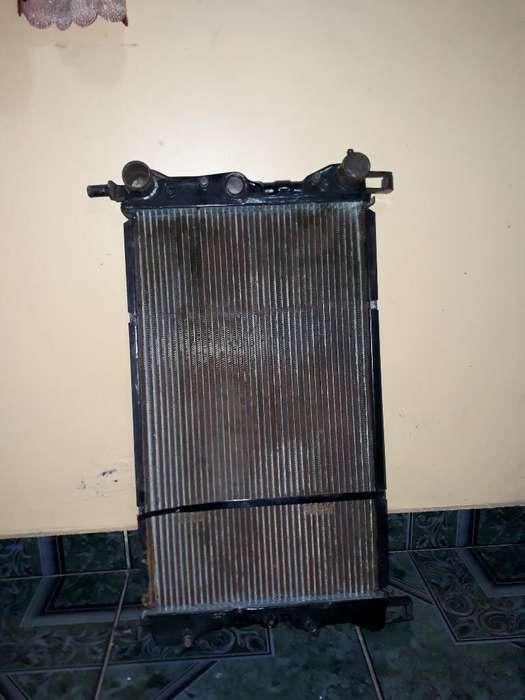 Radiador de Bronce Fiat Duna Modelo 1999