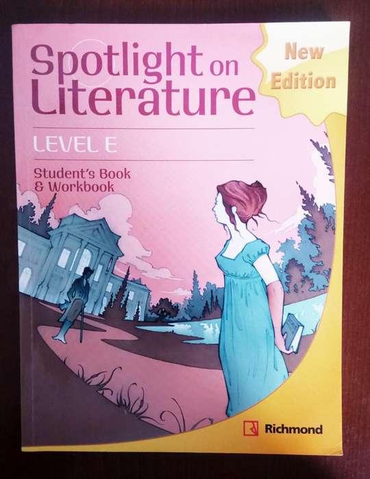 Libro Spotlight On Literature Ingles