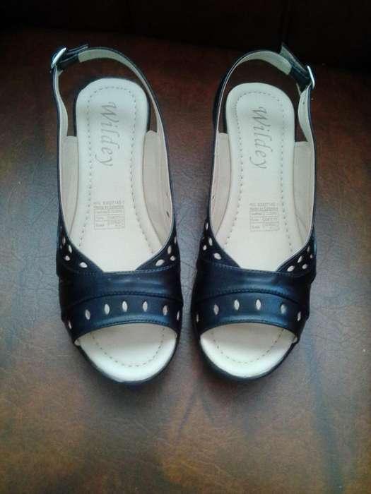 Zapatos Nuevos Tlla 40