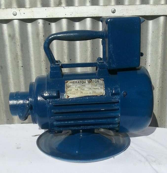 Motor 1.5 Hp Monofacico