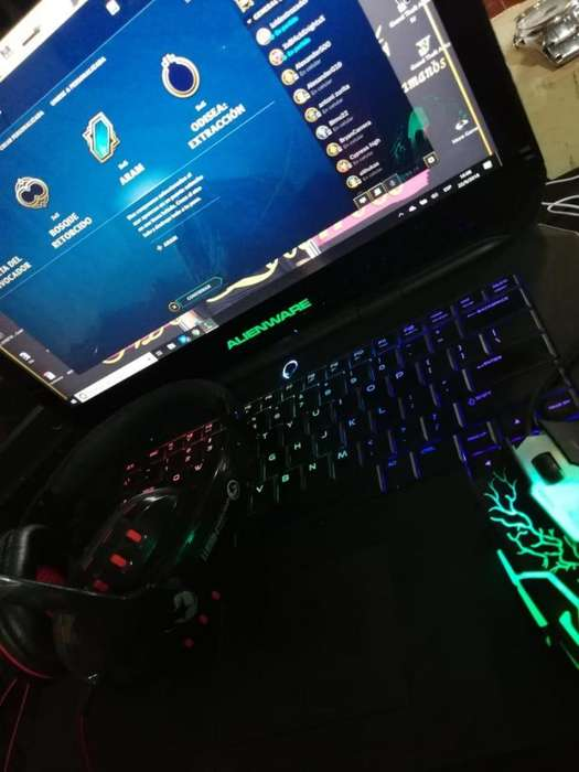 Alienware 15 - Laptop Gaming MAS INFO