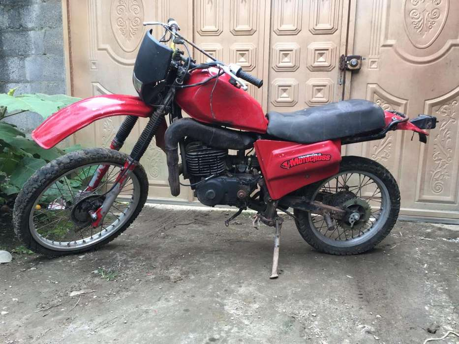 Moto <strong>honda</strong> japonesa 1990