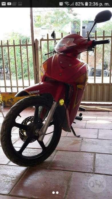 Vendo Moto Sigma 110-3