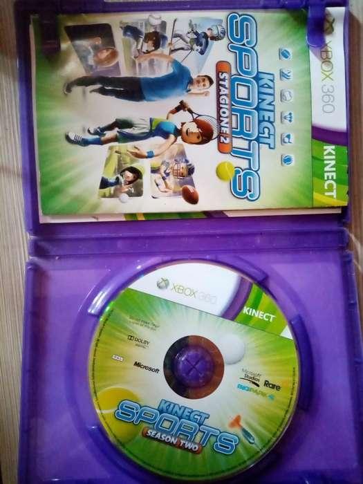 Juego de Xbox 360 para Kinect