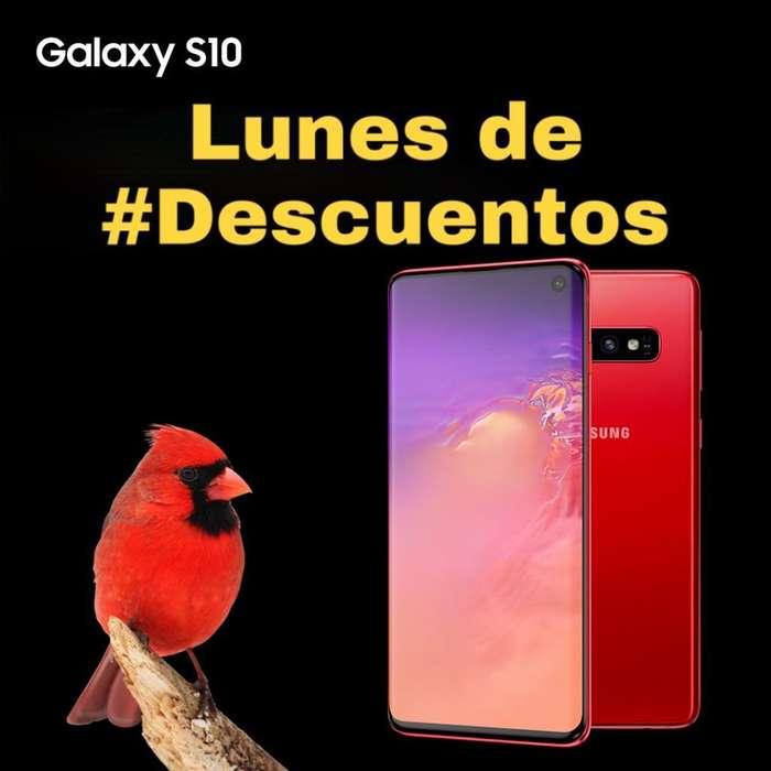 Samsung Galaxy S10 Plus ,s10,s10e,tienda
