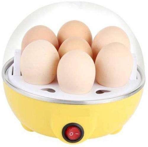 Hervidor Cocedor Para Huevos Cocidos Tibios Eléctrico Vapor
