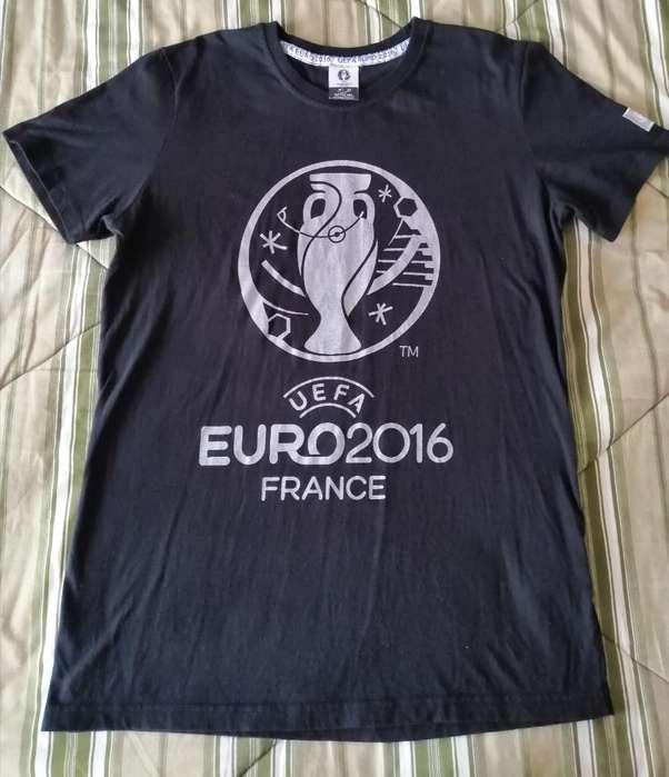 Camiseta Colección Uefa <strong>euro</strong> 2016 France