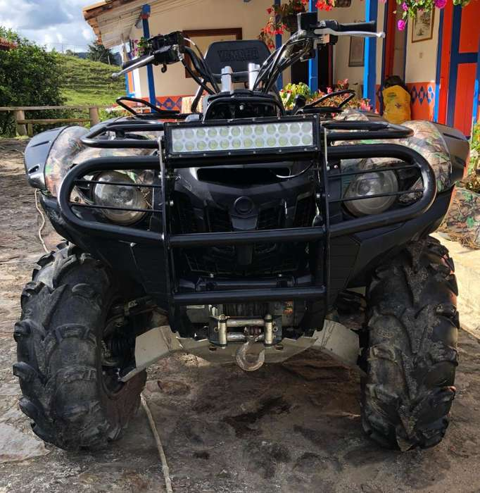 Yamaha Grizzly 700 - 2011