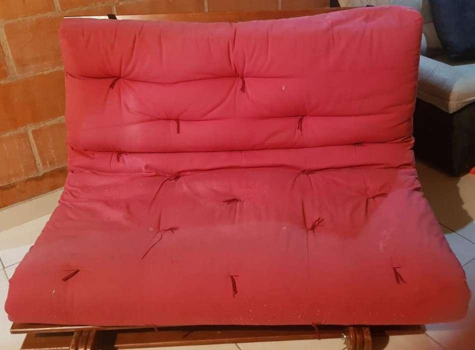 <strong>sofa</strong> Cama en Madera